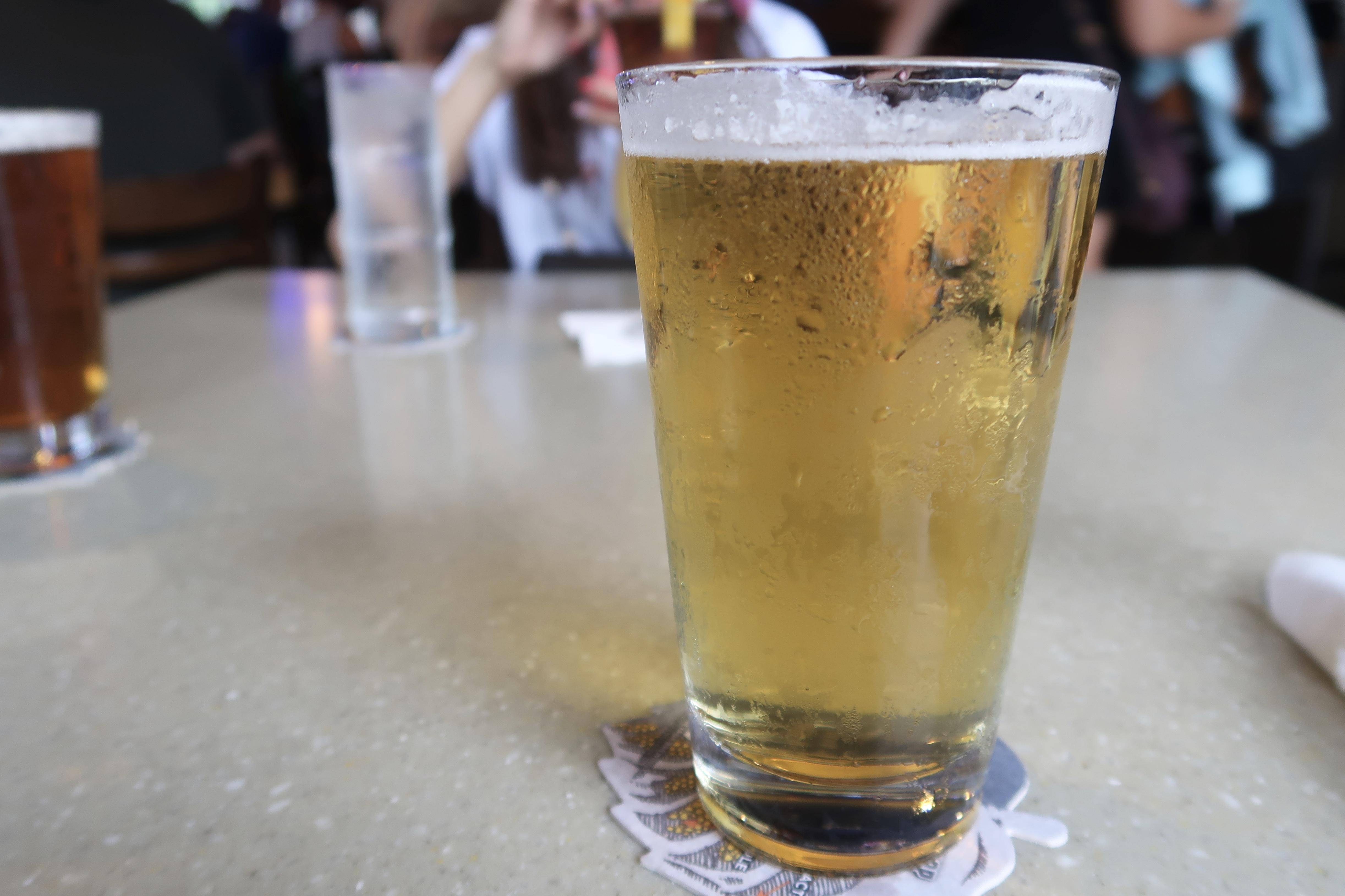 ワイコロアA-Bayビール