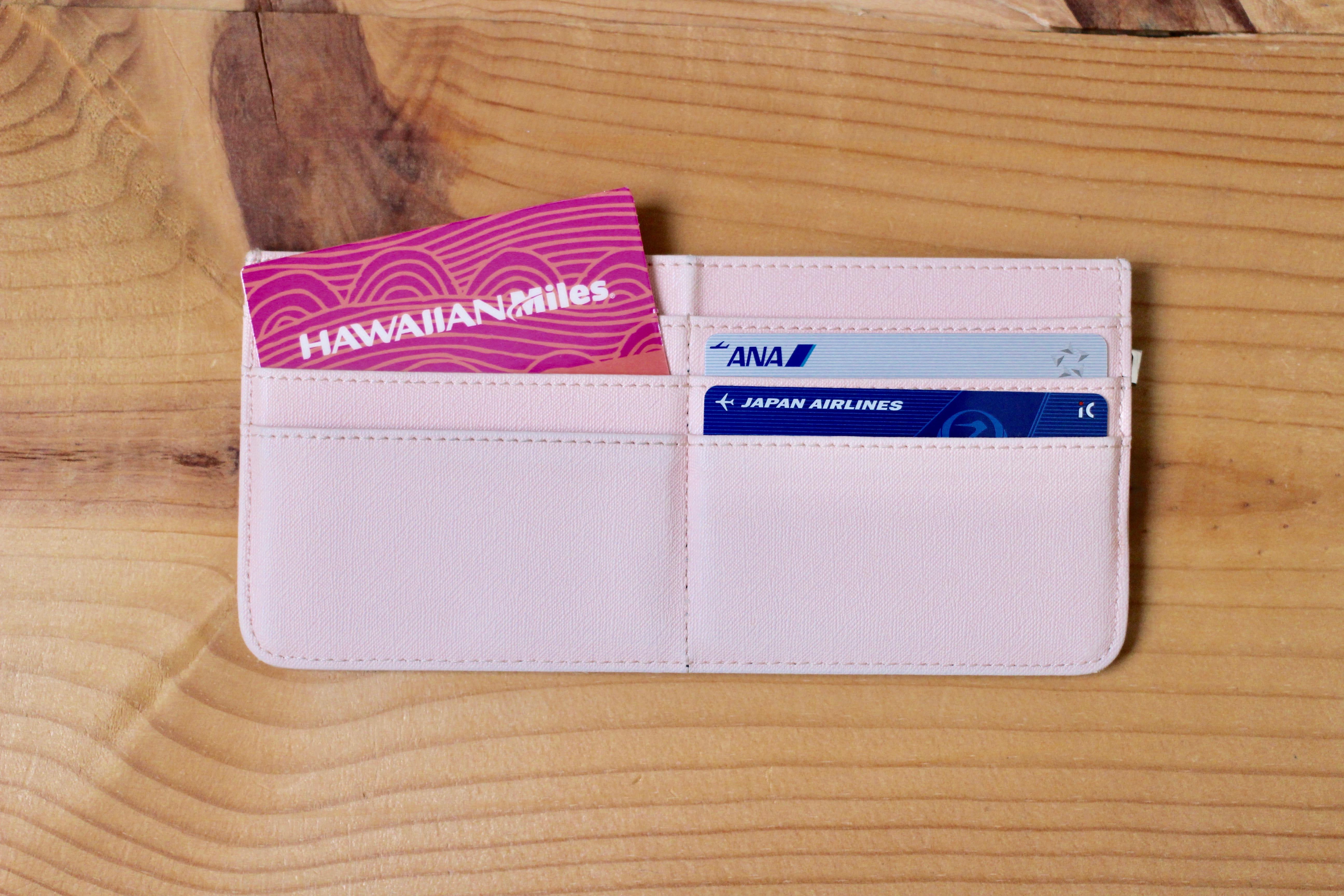 超軽量薄型財布