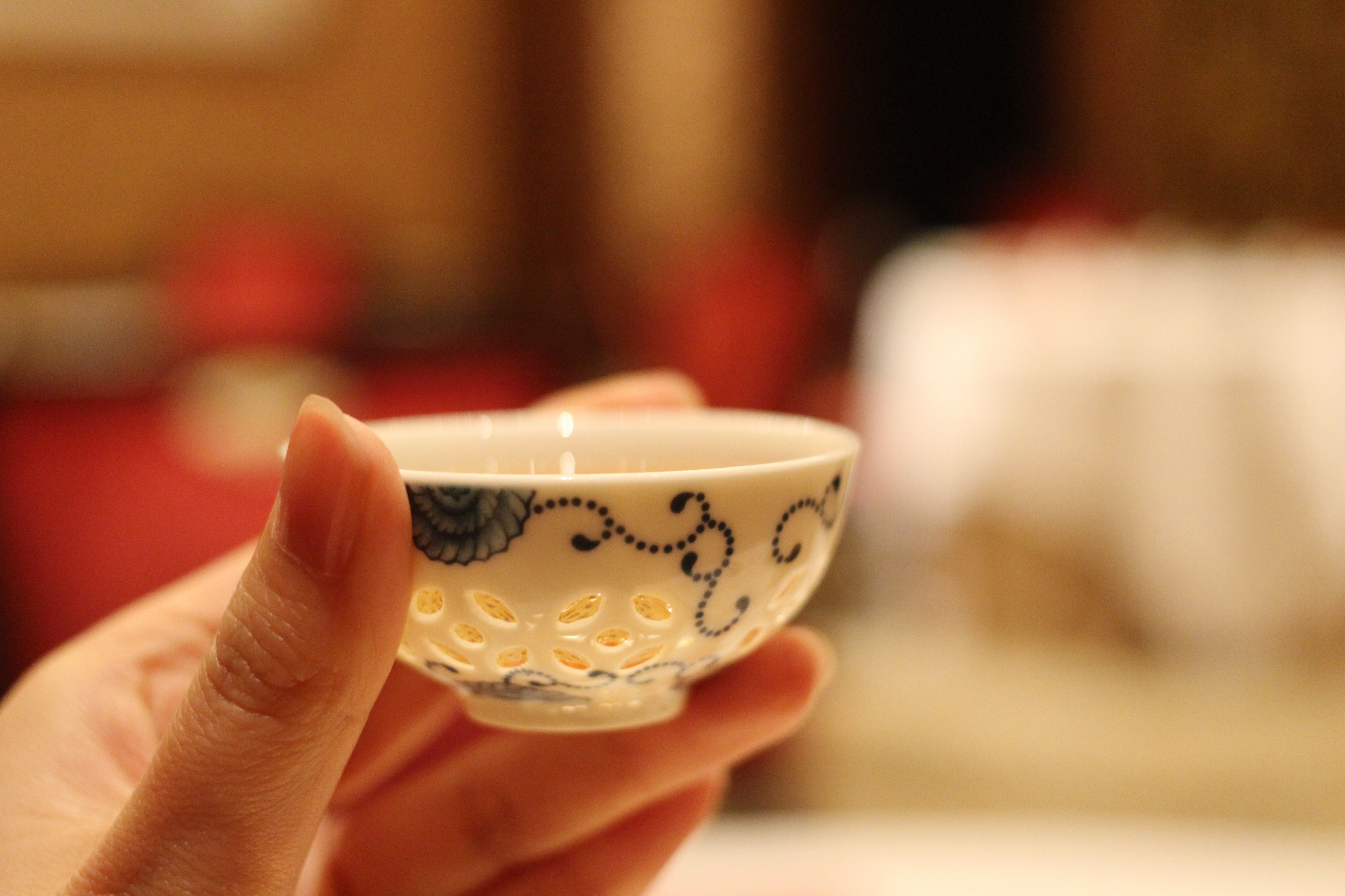 【香港・香宮】オシャレな茶器