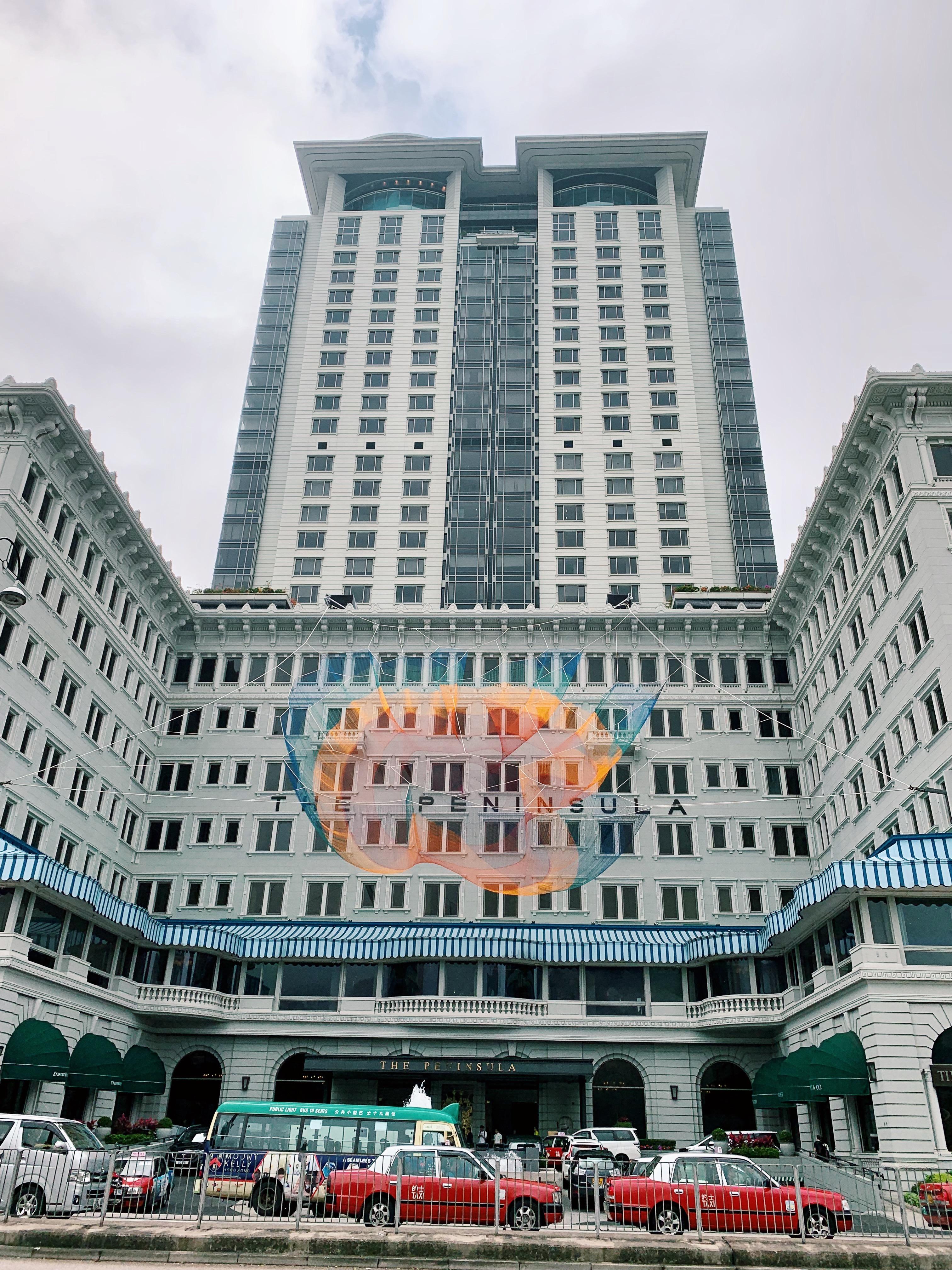 ザ ペニンシュラ香港