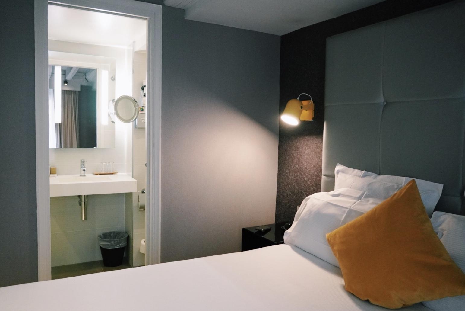 ホテル オペラ マリニー(マリグニー)部屋