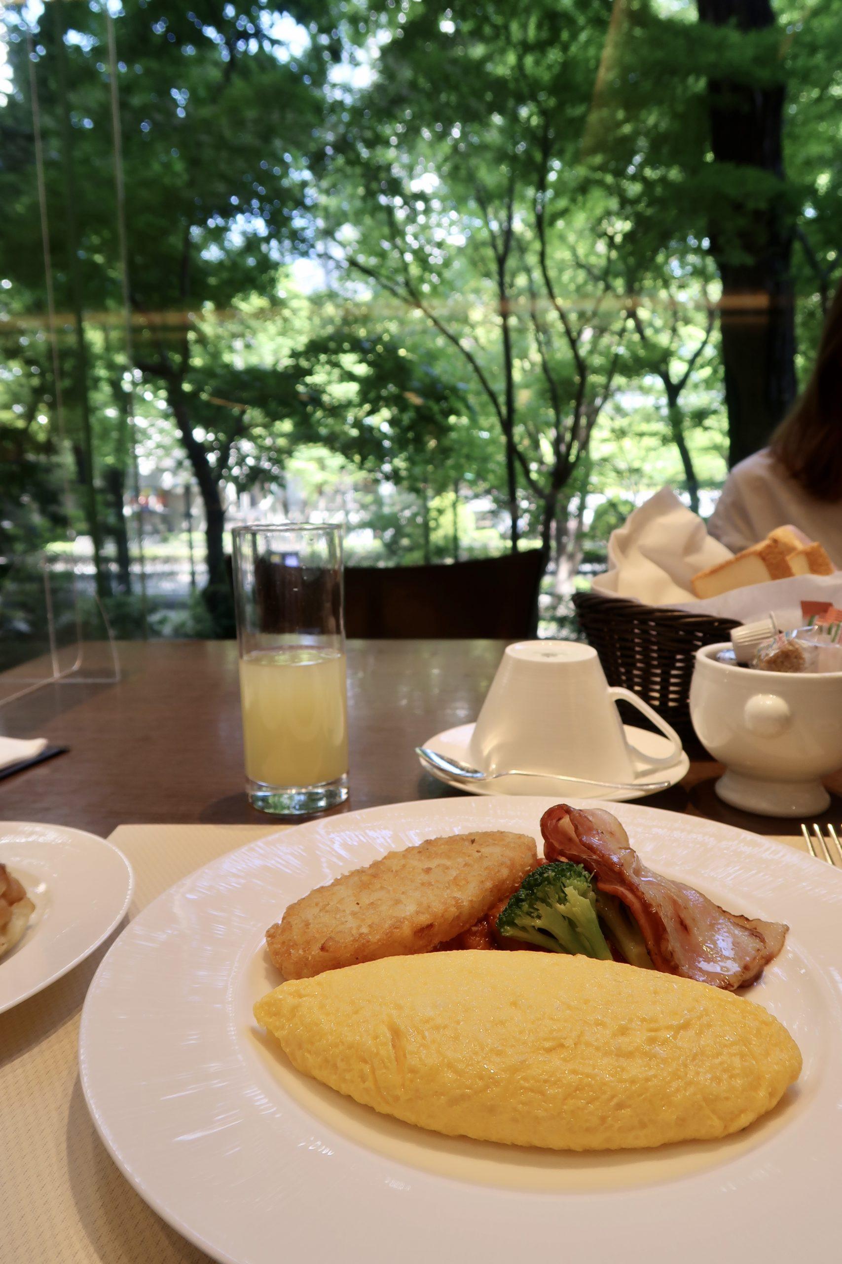 京王プラザホテル新宿レストラン樹林