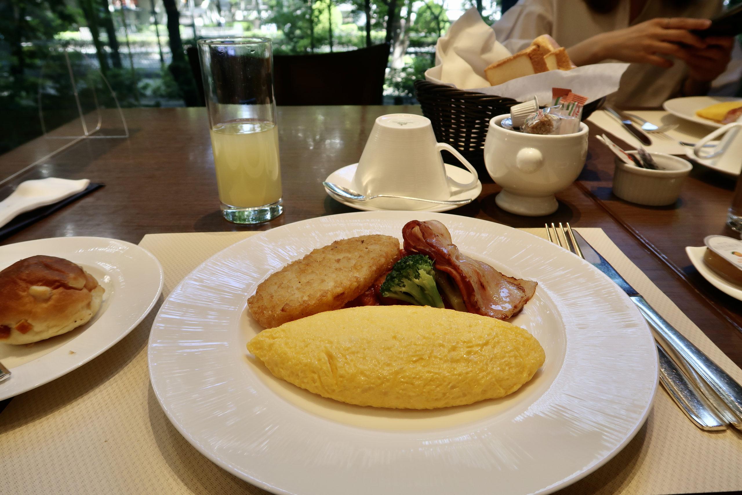 京王プラザホテル新宿 コロナ禍の朝食会場